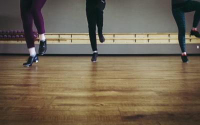 Home Dance Floors for Online Lessons